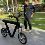 Mengenal ECR 350 (V-Bike), Prototype ELBIKE yang mejeng di event Idea Pitching Batch #2 Agni